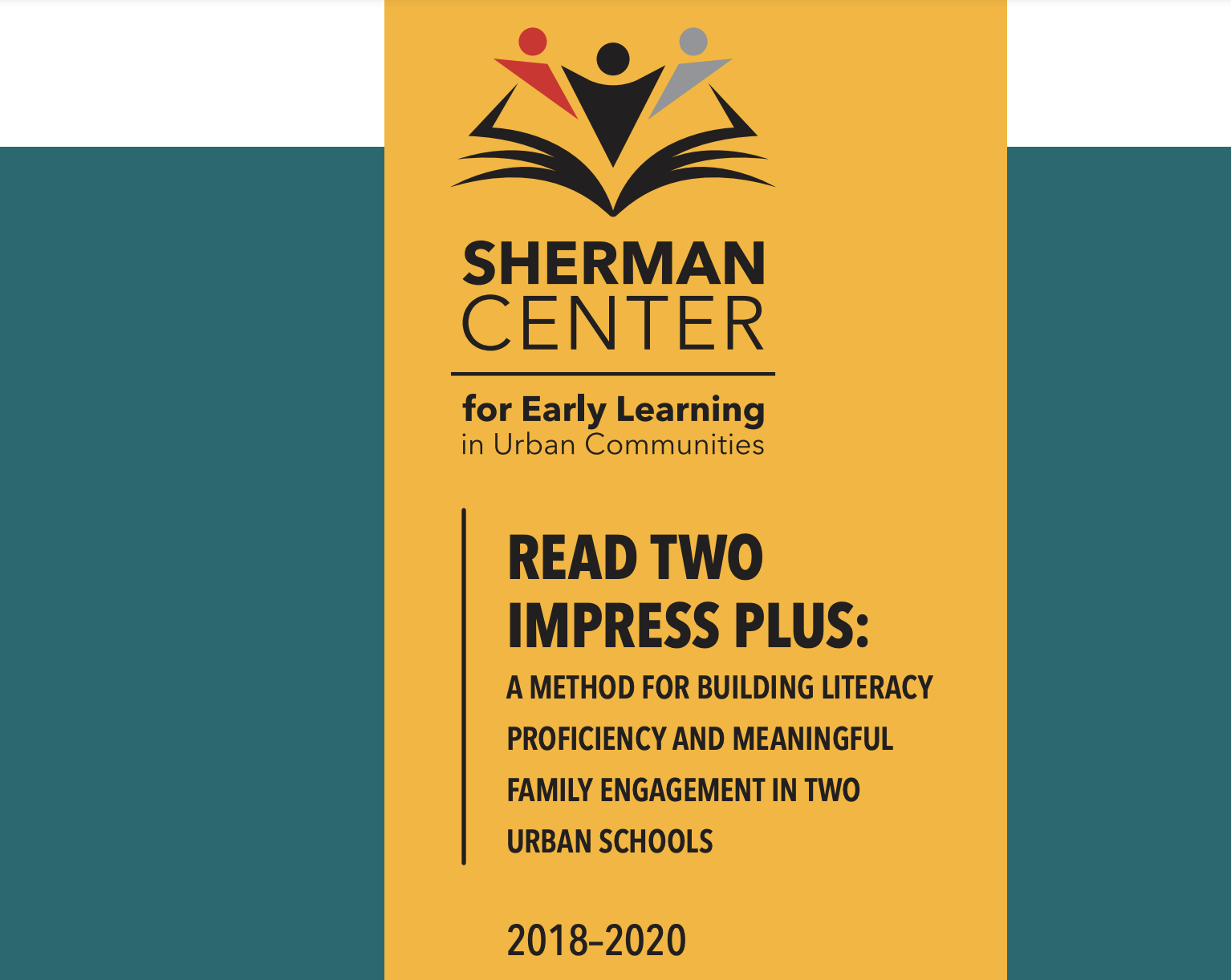 Sherman Center releases new report on Read Two Impress Plus